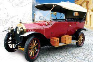 Mercedes 10/20 HP Erdmann & Rossi, 1912