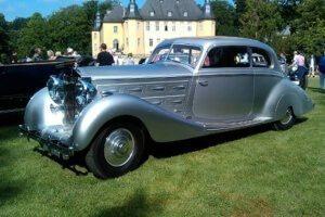 Rolls-Royce Wraith Erdmann & Rossi, 1939